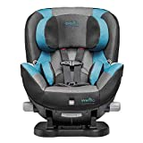 Best Convertible Car Seats - Evenflo Triumph LX Convertible Car Seat, Fischer, Grey Review
