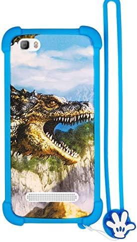 Funda para QILIVE Smartphone 874460-16 Go: Amazon.es: Electrónica