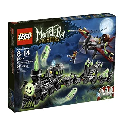 Lego Monster Fighters - The Ghost Train: Toys & Games