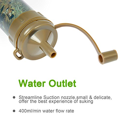 Personal-Water-Filter-Ultra-Lightweight-Portable-Water-Purifier-Straw-Emergency-Survival-Equipment-3-Stage-Filtration-1000L-Survival-for-Traveling-Camping-Hiking-Outdoor-Sports-Kit-Supplies