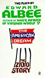 The American Dream and Zoo Story, Edward Albee, 0451166434