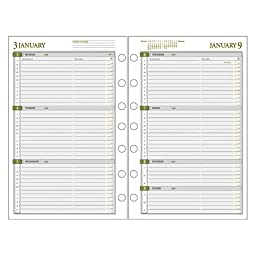 DRN481285Y - DAY RUNNER,INC. Day Runner Dated Planner Refill