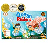 OCEAN RAIDERS addition (early learning) board game STEM toy Math manipulative and resource