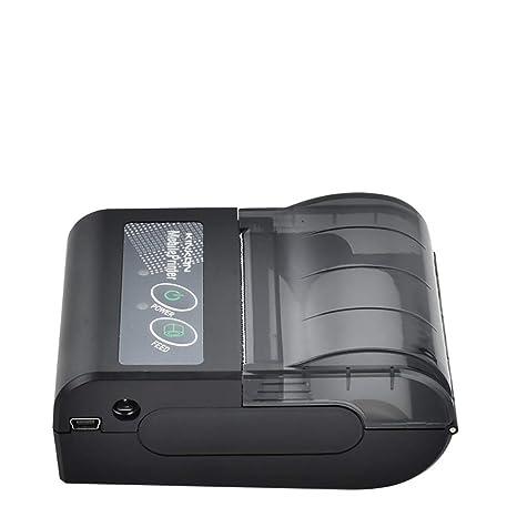 LUOXU Impresora Ireless, con impresión móvil y Tableta ...