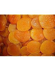Gedroogde abrikozen, groot kaliber, zonder pitten, hersluitbare zak 2 Kg