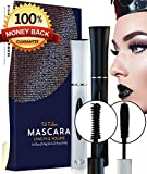 Best 3D Fiber Lashes - Méa 3D Mascara Natural Fiber Lash with Enhancing Review