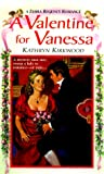 img - for A Valentine For Vanessa (Zebra Regency Romance) book / textbook / text book