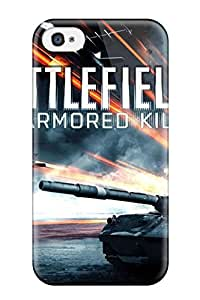 monica i. richardson's Shop Excellent Iphone 4/4s Case Tpu Cover Back Skin Protector Battlefield 3 Armored Kill 7108742K86968638