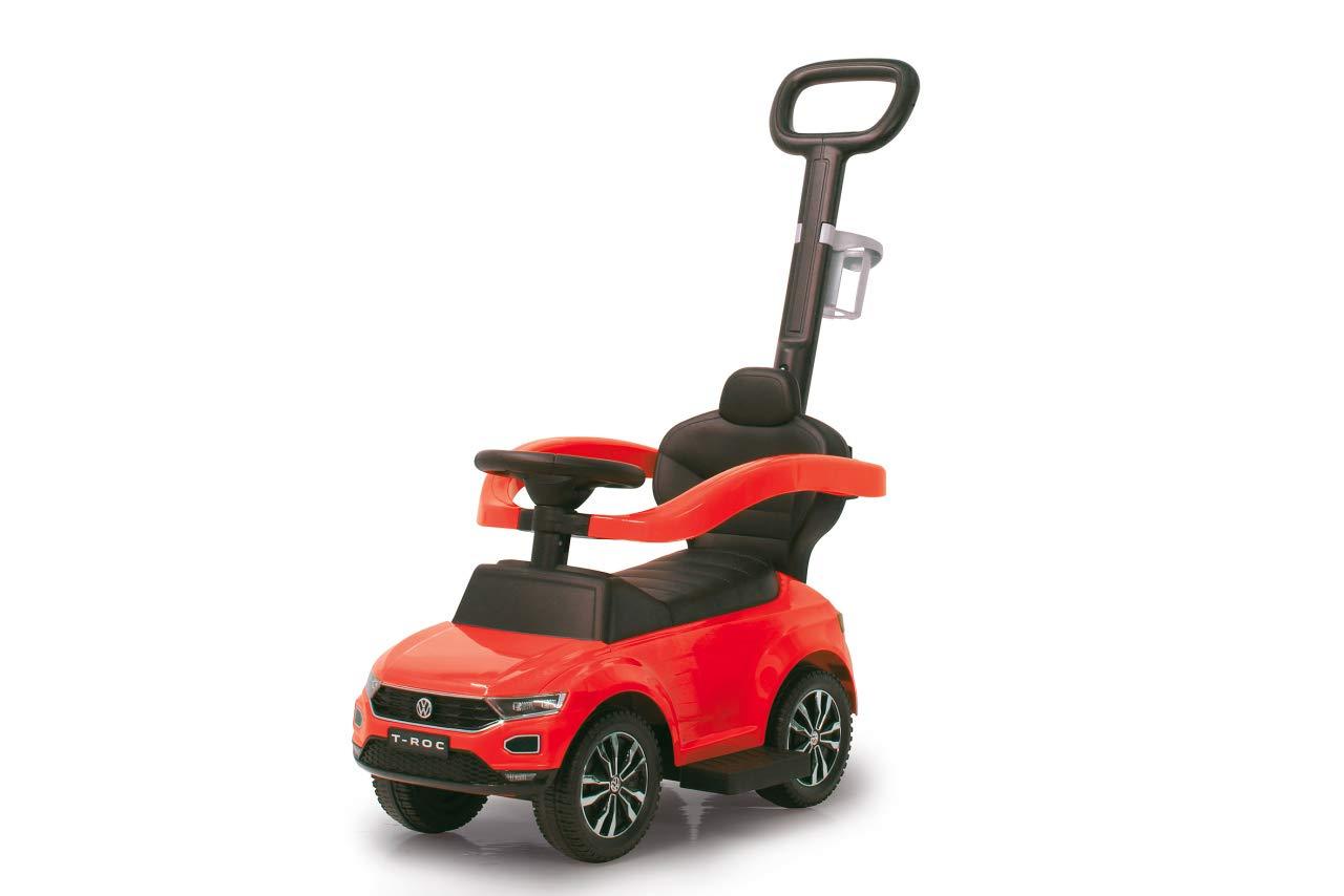 Jamara VW Rutscher 3in1 Rot