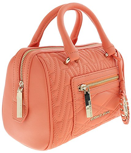 3cdc198bac Amazon.com  Versace EE1VRBBY6 Coral Shoulder Bag for Womens  Shoes