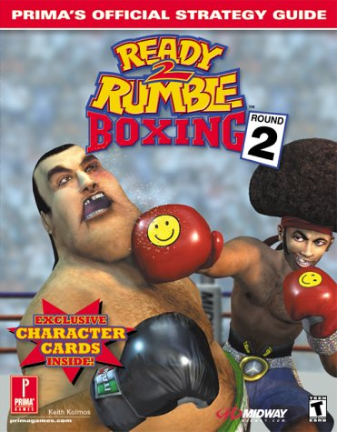 Ready 2 Rumble Boxing: Round 2 (Prima's Official Strategy Guide)
