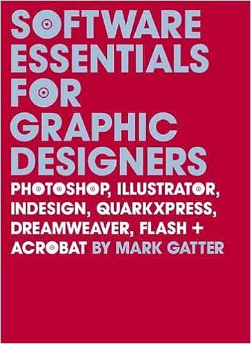 Software Essentials for Graphic Designers: Photoshop