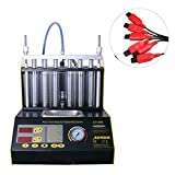 OUERKEJI 110V Fuel Injector Cleaner And Tester Car with OEM Truck Parts Oil Cleaner Machine Tester Fit for Most of Cars