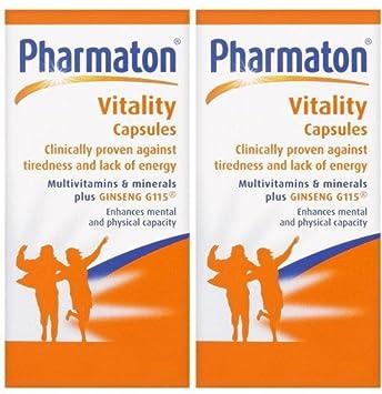 (2 Pack) - Pharmaton - Pharmaton Vitality | 100s | 2 PACK BUNDLE