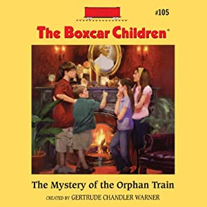 The Mystery of the Orphan Train Audiobook