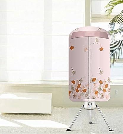 GX&XD Secado rápido Ligero Ahorro de energía Secadora de ropa,Secador de ropa Portátil Secador