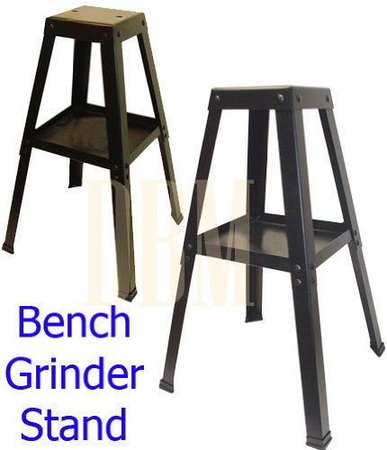 Universal Bench Grinder Stand Buffer