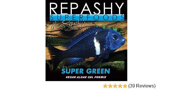 Repashy Super Green All Vegan Super Fish Food *** FREE SHIPPING***