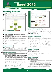 Excel 2013 Quick Source Reference Guide