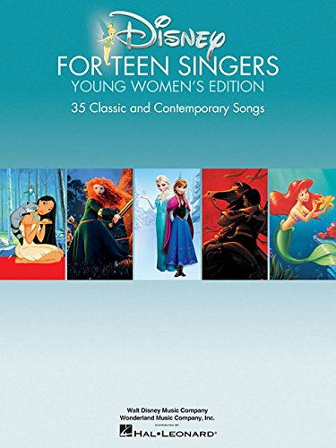 Disney For Teen Singers - Young Women's Edition (Sheet Music Disney)