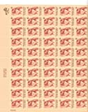 ''Retarded Child'' Full Sheet of 50 X 10 Cent Us Postage Stamps Scot #1549