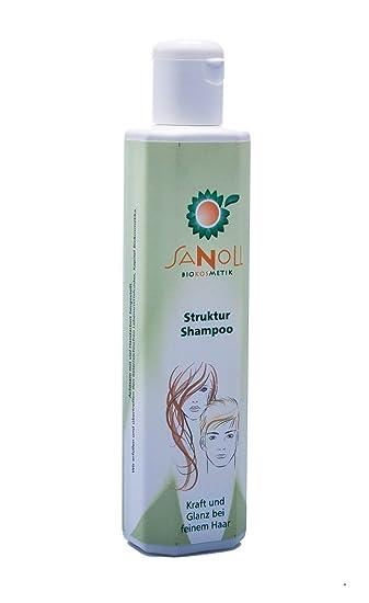 Sanoll Struktur Shampoo 200 Ml Amazonde Beauty