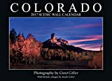 Colorado 2017 Scenic Wall Calendar