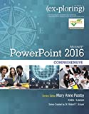 Exploring Microsoft PowerPoint 2016 Comprehensive 1st Edition