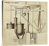 """Global Gallery GCS-376289-30-142 """"Inventions"""