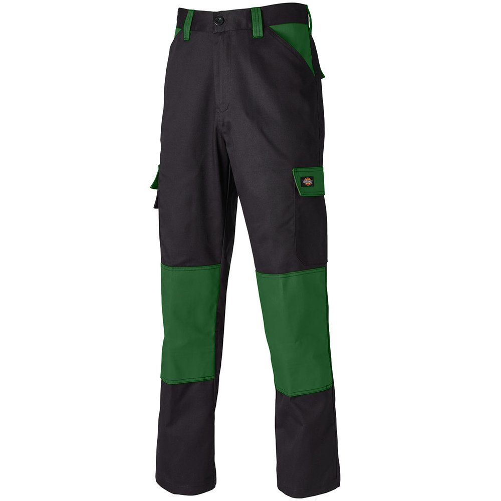 Dickies Mens Everyday Polycotton Knee Pad Pouches Workwear Trousers