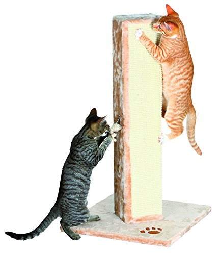 TRIXIE Pet Products Soria Scratching Tower, Beige