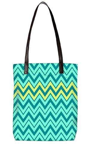 Snoogg Strandtasche, mehrfarbig (mehrfarbig) - LTR-BL-2576-ToteBag
