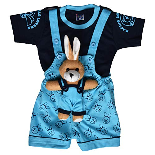 Roble Romper Baba Suit Dungree Jumpsuit Outfits for Newbron Babies Boys