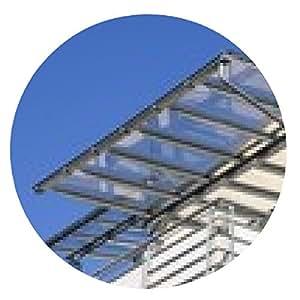 alfombrilla de ratón balcón techado - ronda - 20cm