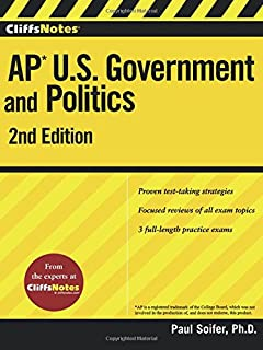 CliffsQuickReview American Government (Cliffs Quick Review)
