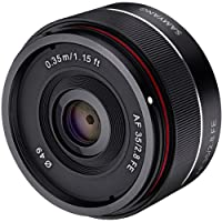 Deals on Samyang 35mm f/2.8 AF Ultra Compact Lens for Sony E Mount