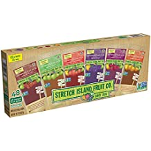 Stretch Island Fruit Leather Variety Pack 48-Count, 0.5-Ounce Package