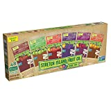 #9: Stretch Island Fruit Leather Variety Pack 48-Count, 0.5-Ounce Package