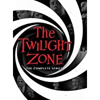 The Twilight Zone: The Complete Series DVD Deals