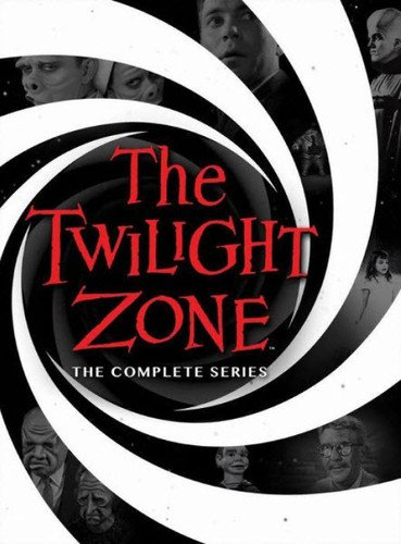 DVD : The Twilight Zone: The Complete Series (Boxed Set, Gift Set, Full Frame, 25 Disc)