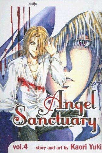 """Angel Sanctuary, Volume 4 (Angel Sanctuary (Prebound))"" av Kaori Yuki"