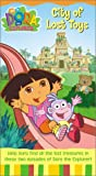 DVD : Dora the Explorer - City of Lost Toys [VHS]