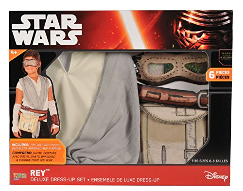 Imagine by Rubies Star Wars VII: The Force Awakens Deluxe Rey Top Costume