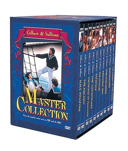Gilbert & Sullivan: Master Collection by Acorn Media
