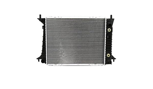 evan-fischer eva27672031455 Radiador para Lincoln Thunderbird 94 - 97 8 cilindros (W/O EOC sustituye partslink # fo3010124: Amazon.es: Coche y moto