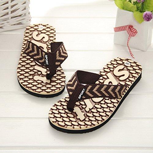 Zapatos Hombres Personalidad J Chancletas Eu39 43 Verano Del Robo De Chanclas Playa xZEqZ7aw