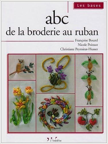 Lire en ligne ABC de la broderie au ruban epub pdf