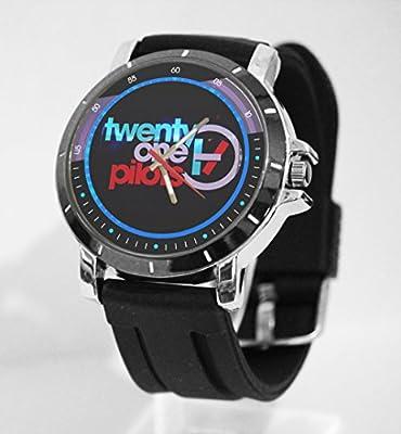 21 Pilot Band Logo Custom Watch Fit Your Shirt