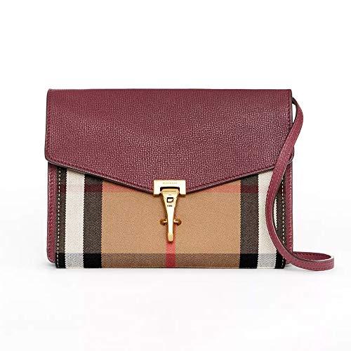 Burberry Red Handbag - 1