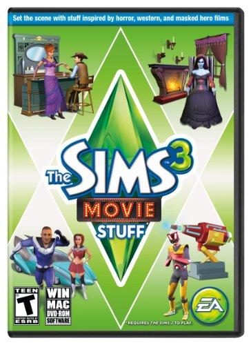 (The Sims 3 Movie Stuff - PC)